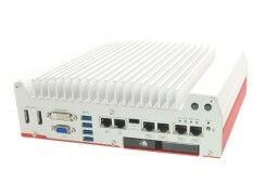 Neousys Unveils Latest Fanless Embedded Controller with Intel® 6th Generation Core™ Processors