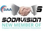 SODA VISION IS NOW MEMBER OF SIAA