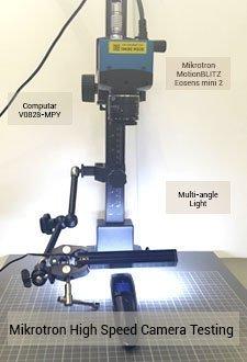 mikrotron-testing
