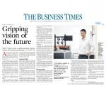 The Business Times Interview