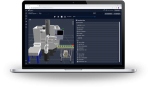 The World's First Industrial Robot Simulation in the Cloud