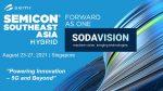 SODA VISION SPONSORS SEMICON SEA 2021 HYBRID EVENT