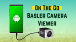 On The Go Basler Camera Viewer